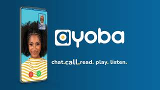 Chat, Share and Play with AYOBA screenshot 1