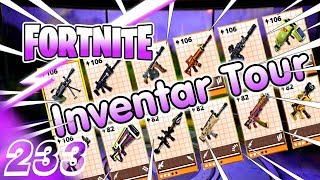 FORTNITE ⚡ save the world - large inventory tour ◄ #233► let it play FORTNITE - MaikderIV