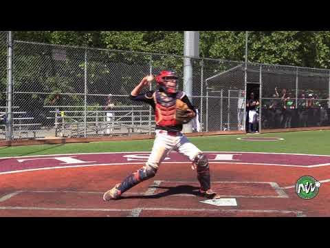Willis Cresswell - PEC - C - Auburn Mountainview HS (WA) - July 25, 2018