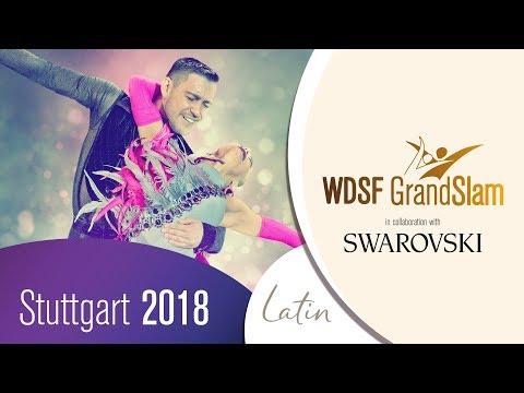 Bangbang - Yujun, CHN | 2018 GS LAT Stuttgart | R5 R | DanceSport Total