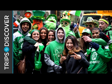 Best Places to Celebrate St. Patrick's Day in America