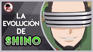 Naruto: Historia y Evolución de SHINO ABURAME
