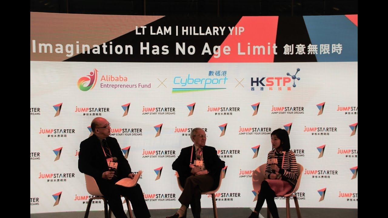 MY TAKE ON INNOVATION | Jumpstarter Panel Discussion - LT Lam and Hillary Yip - YouTube