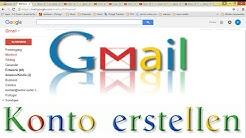 Gmail Konto erstellen - Google Mail anlegen und einrichten