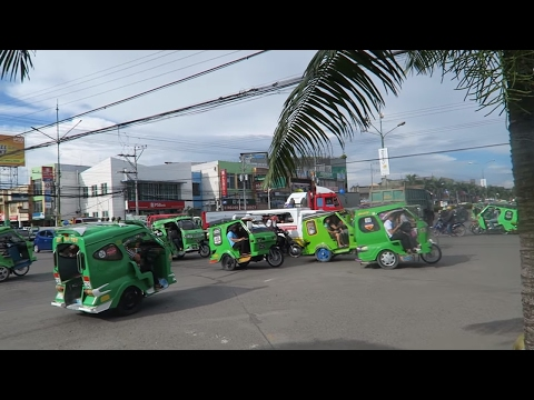 TAGUM CITY, PHILIPPINES HAS NO STOP LIGHTS!