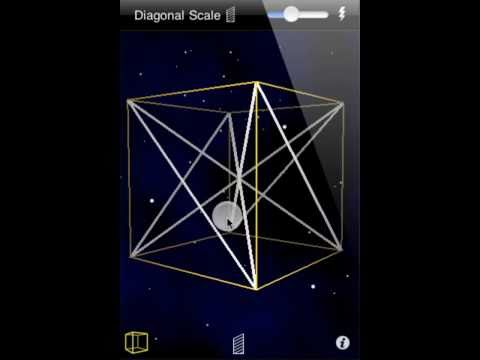 Moving Space: The Laban Scales (Demo)