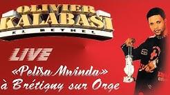 OLIVIER KALABASI ET EL BETHEL - LIVE «PELISA MWINDA» A BRETIGNY SUR ORGE