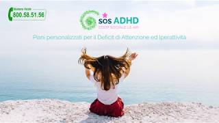 SOS ADHD Piani personalizzati per il Deficit di Attenzione ed Iperattività