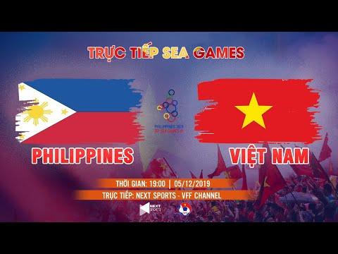 FULL   NỮ PHILIPPINES - NỮ VIỆT NAM   BÓNG ĐÁ SEA GAMES 30   VFF CHANNEL