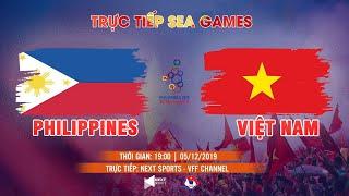FULL | NỮ PHILIPPINES - NỮ VIỆT NAM | BÓNG ĐÁ SEA GAMES 30 | VFF CHANNEL