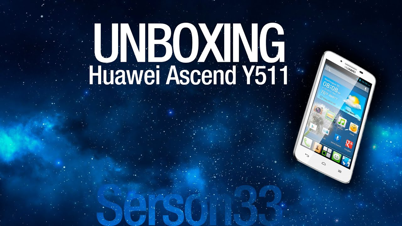 Huawei Ascend Y511 Video clips - PhoneArena