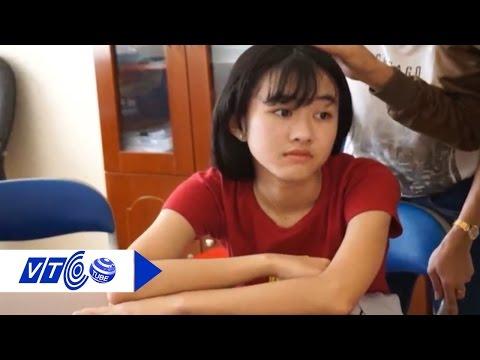 Nữ sinh bị cưa chân rạng rỡ ngày nhập học | VTC