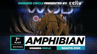 Amphibian   1st Place Team   Winner Circle   World of Dance Nagoya 2020   #WODNGY2020