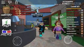 First video on the channel. ROBLOX (Marde2)