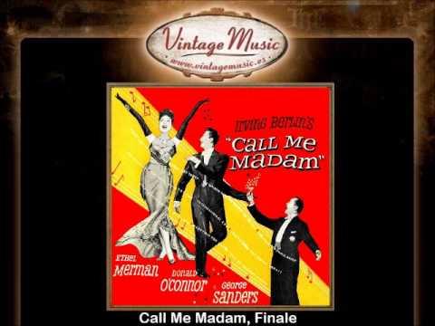 CALL ME MADAM Soundtrack CD 18/100 -  O.S.T Film1953 Ethel Merman Donald O'Connor