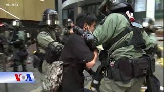 Truyền hình VOA 16/11/19: Chính quyền Hong Kong quyết chấm dứt bạo động