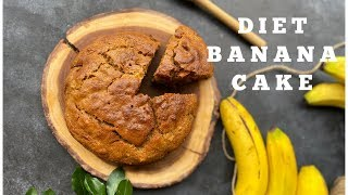 DIET BANANA BREAD RECIPE  WHOLE WHEAT  NO REFINED WHITE SUGAR