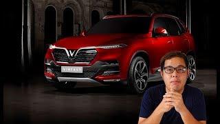 [Autozone.vn] Thiết kế xe Vinfast có gì đặc biệt?