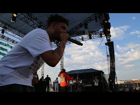 Smokepurpp - Glock in my Benz (Live at Day n Night Fest, 9/8/17)
