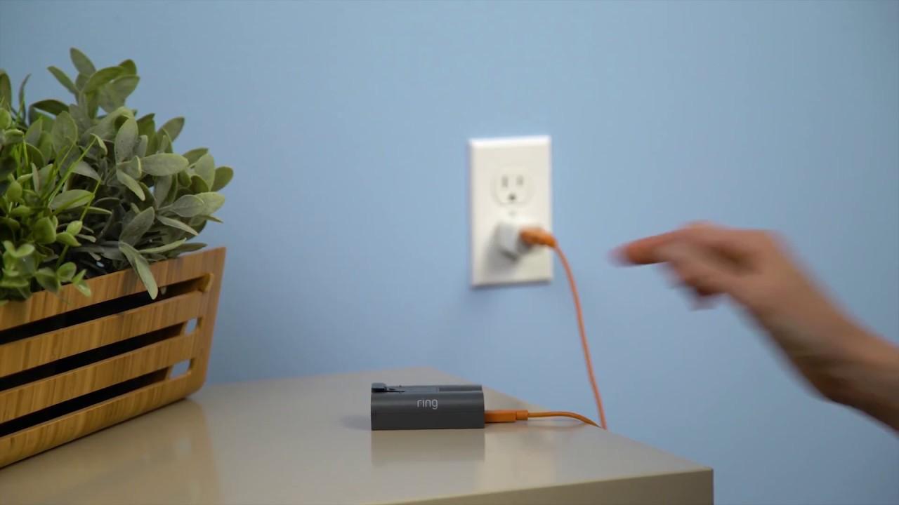 ring video doorbell 2: verkabelte installation - youtube