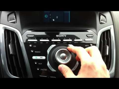 Обзор электроники Ford Focus 3 :: 2/2