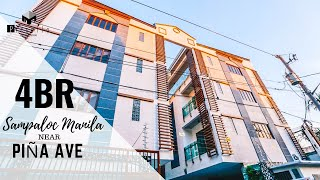 Upgraded Manila Townhouse for Sale in Sta. Mesa
