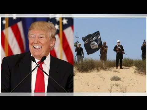 Trump's Jerusalem Decision Literally Has Two Terrorist Groups Killing Each Other