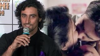 Kunal Kapoor Talks On KISSING Radhika Apte | Kaun Kitney Panee Mein