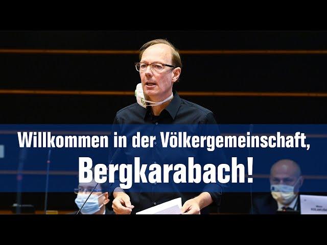 Willkommen in der Völkergemeinschaft, Bergkarabach!