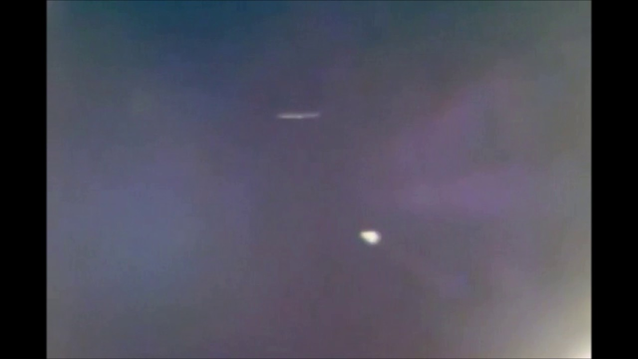 NASA CAM Spots Space Anomaly. Best in 1080p.