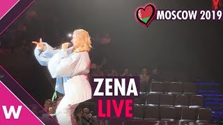 "Zena ""Like It"" (Belarus) LIVE @ Moscow Eurovision Pre-Party 2019"