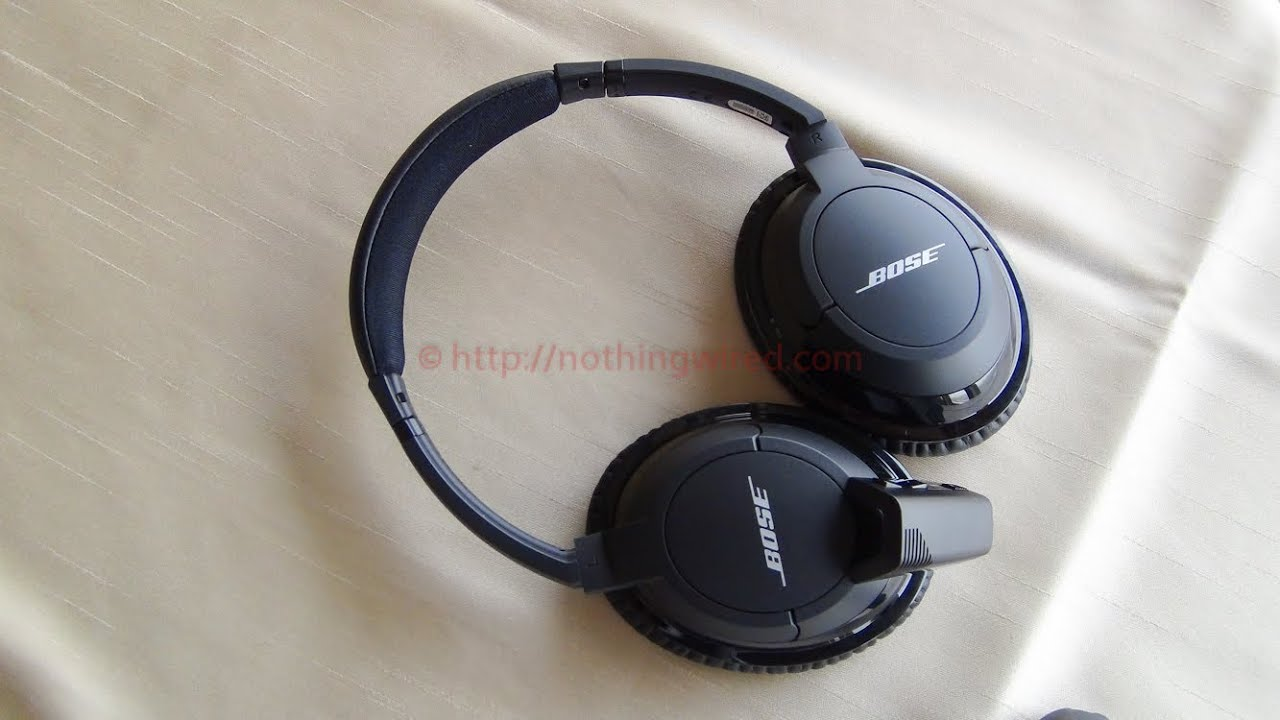 BOSE AE2w Wireless Bluetooth Headphones Review: In depth Hands on ...