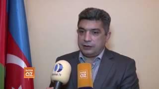Haci Soltan Alizade Azərbaycan yazıçılar birliyinin Xəzər bölməsinin açılışı 1 ci hissə