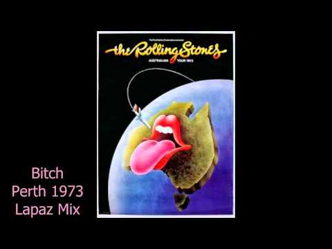 02 Bitch The Rolling Stones Perth 1973