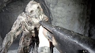 Resident Evil 7 Gameplay: Weapons & Monsters
