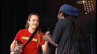 Junior Tshaka feat' Tonton David - Dis-moi qui (Live à Massongex 2010)