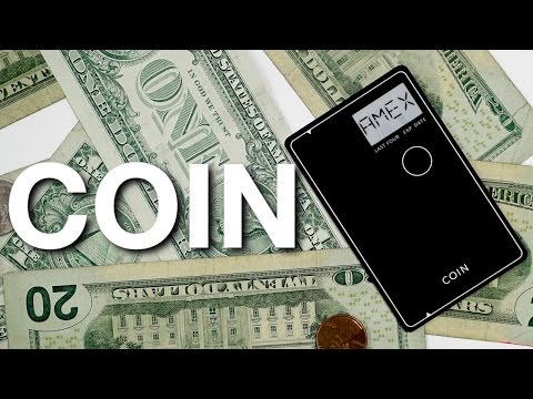 Coin Review: Is the future here? (Smart Credit Card)
