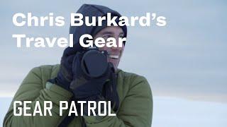Adventure Photographer Chris Burkard's Essential Travel Gear