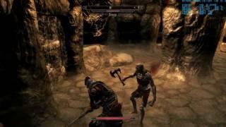 The Elder Scrolls V: Skyrim - PC Gameplay - Ultra Settings GTX 560 SLI