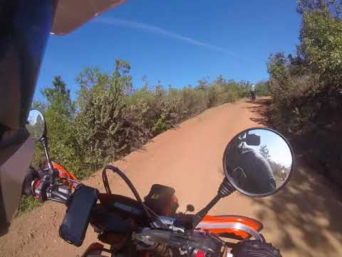 Big Sur - Nacimiento Coast Ridge Trail DualSport