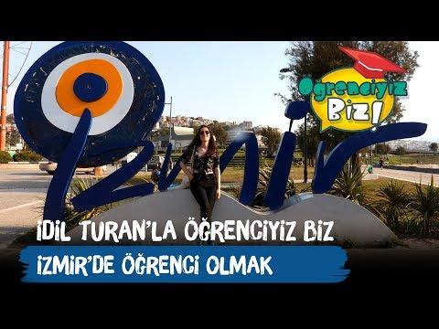 Öğrenciler İzmir'de Ne Yer, Ne İçer, Nasıl Eğlenir? - İdil Turan'la Öğrenciyiz Biz!
