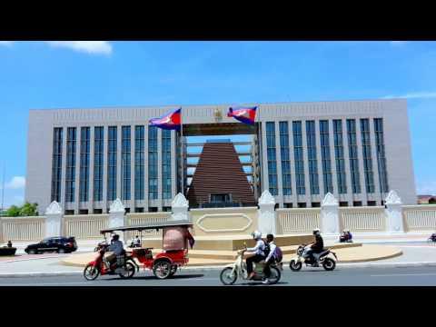 Amazing Cambodia Travel and Tourism - Phnom Penh Traveling - Asia Travel On YouTube # 191