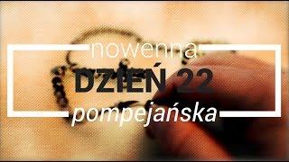 Nowenna pompejańska - dzień 22