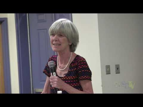 Simsbury Public Library presents: Author Talks, An Evening with  Anne Garrels