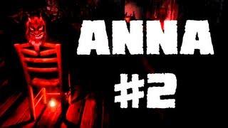 Anna - First Person Indie Horror Game - Walkthrough pt.2