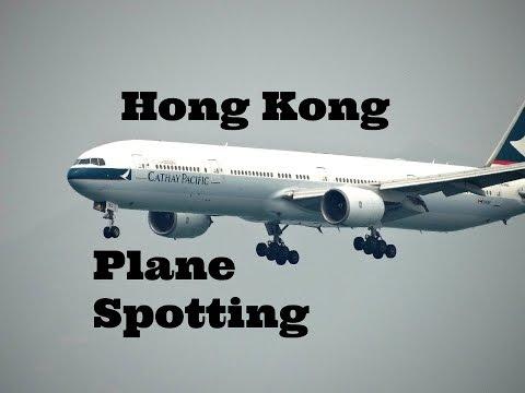 30 Minutes of Plane spotting at Hong Kong #4