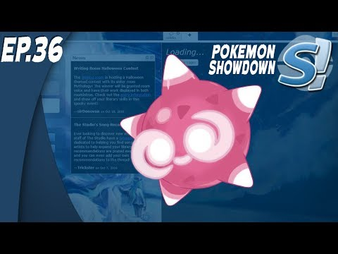 Pokémon Showdown - Episode 36 - LACK OF ATTENTION (Random Battles)