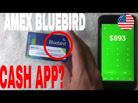 ✅  Can You Use American Express Bluebird Prepaid On Cash App 🔴