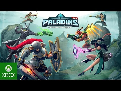 Paladins - Gameplay Trailer | Xbox One