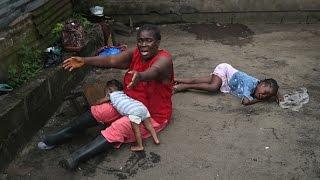 В столице Сьерра-Леоне не убирают с улиц тела больных Эболой (новости)